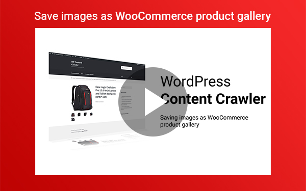 WP Content Crawler - Get content from almost any site, automatically! - 9