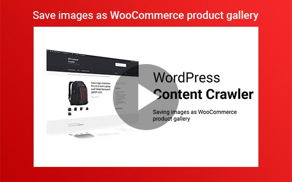 WP Content Crawler - Получайте контент практически с любого сайта автоматически! - 7